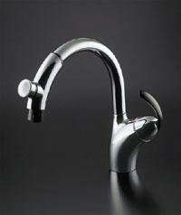 TOTO キッチン用水栓TKN34PBTRR