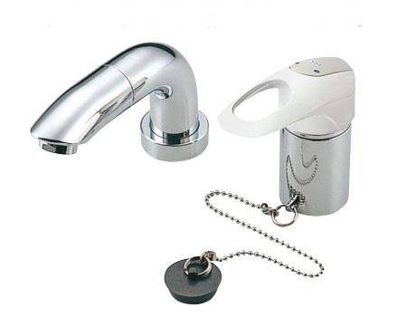 【送料無料】TOTO 取り替え用シングルレバー混合水栓TL834EGR水道 蛇口 洗面 手洗