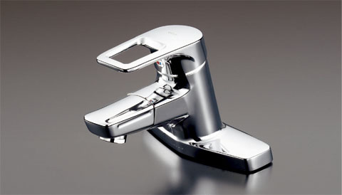 【送料無料】TOTO 洗面器用シングルレバー混合水栓TLHG30DQE/TLHG30DQEZ(寒冷地用)(旧TLHG30DQ/TLHG30DQZ)[エコシングル水栓]水道 蛇口 洗面 手洗