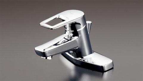 【送料無料】TOTO 洗面器用シングルレバー混合水栓TLHG30ER/TLHG30ERZ(寒冷地用)[エコシングル水栓]水道 蛇口 洗面 手洗
