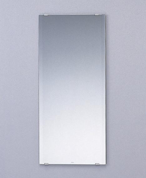 TOTO 化粧鏡(一般鏡・角形面取り) YM3580AC