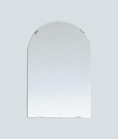 TOTO 化粧鏡(耐食鏡・アーチ形) YM6075FA