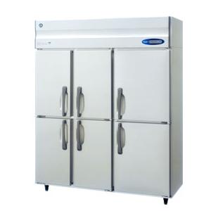 【新品・送料無料・代引不可】ホシザキ 業務用冷蔵庫 [ 6ドア ]HR-150Z-6D(旧HR-150X-6D) [W1500×D800×H1890mm]