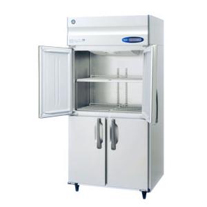 【新品・送料無料・代引不可】ホシザキ 業務用冷蔵庫HR-90LZ3-ML[W900×D800×H1890mm]