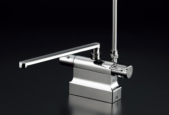 TOTO 取替用サーモシャワー水栓[ コンフォートウエーブシャワー ] TBV03423J水道 蛇口 お風呂 温度調節