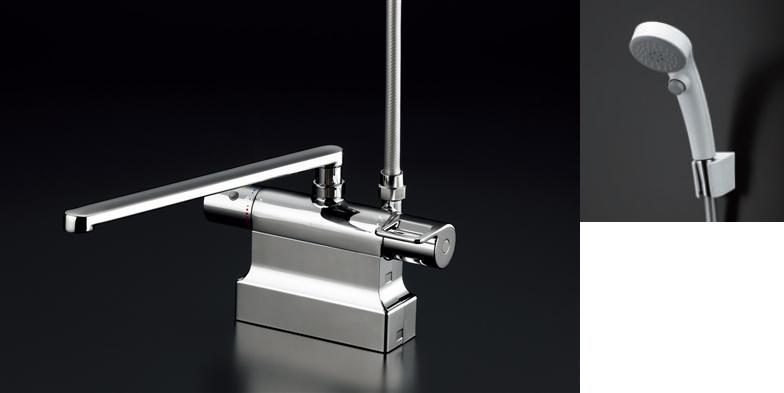 TOTO 取替用サーモシャワー水栓[ エアインクリックシャワー ]TMGG46EW(旧TMHG46W)水道 蛇口 お風呂 温度調節