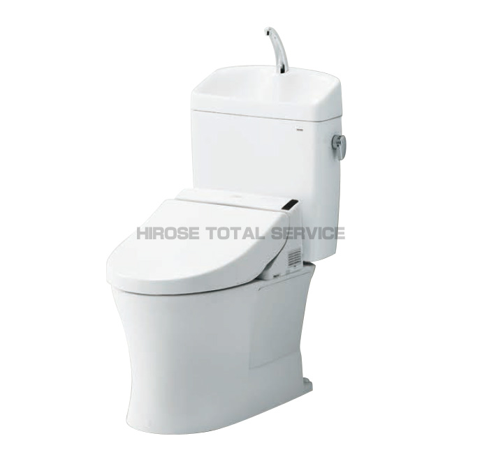 【送料無料】 TOTO 定番カラー!ピュアレストQR(壁排水タイプ)組合せ便器+手洗付きタンクセットCS230BP+SH233BA(便座無し)