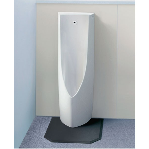 【送料無料】TOTO 床置自動洗浄小便器 UFS910