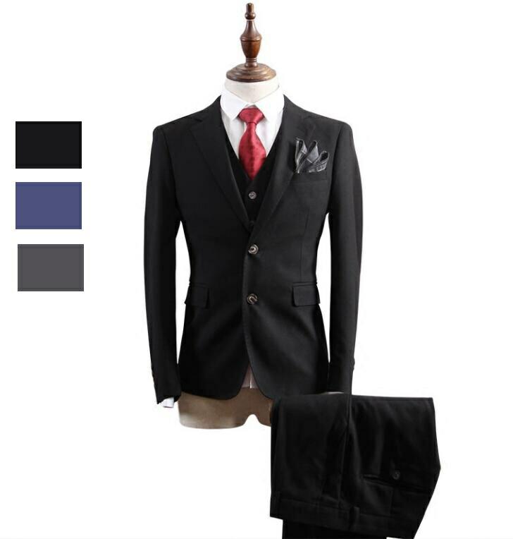 スタイリッシュ 無地スーツ 3ピース 無地スーツ 衣装3点セット メンズファッション メンズスーツセット 通勤 ステージスーツ 衣装3点セット 入学式 スリムスーツ 紳士服 リクルートスーツ 就活スーツ 結婚式 二次会 上下ビジネススーツ 紳士服 二次会 入学式 卒業式 送料無料, エドガワク:07d8d413 --- sunward.msk.ru