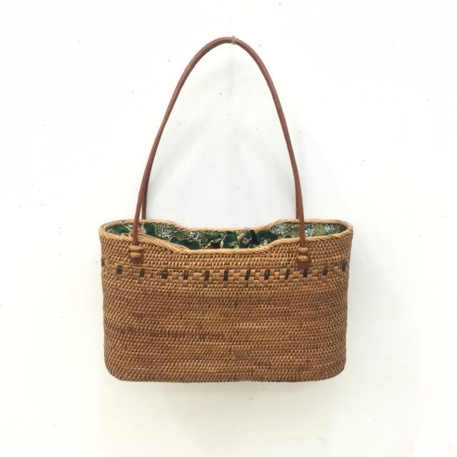 Ate handicrafts ATB275 bags & accessories brand goods ladies bag Cart bag tote bag type