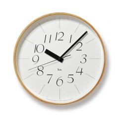 【史上最も激安】 送料無料 Clock Riki タカタレムノス 電波時計 Riki Clock 送料無料 WR08-26L, 家電のネイビー:fc8494fb --- konecti.dominiotemporario.com
