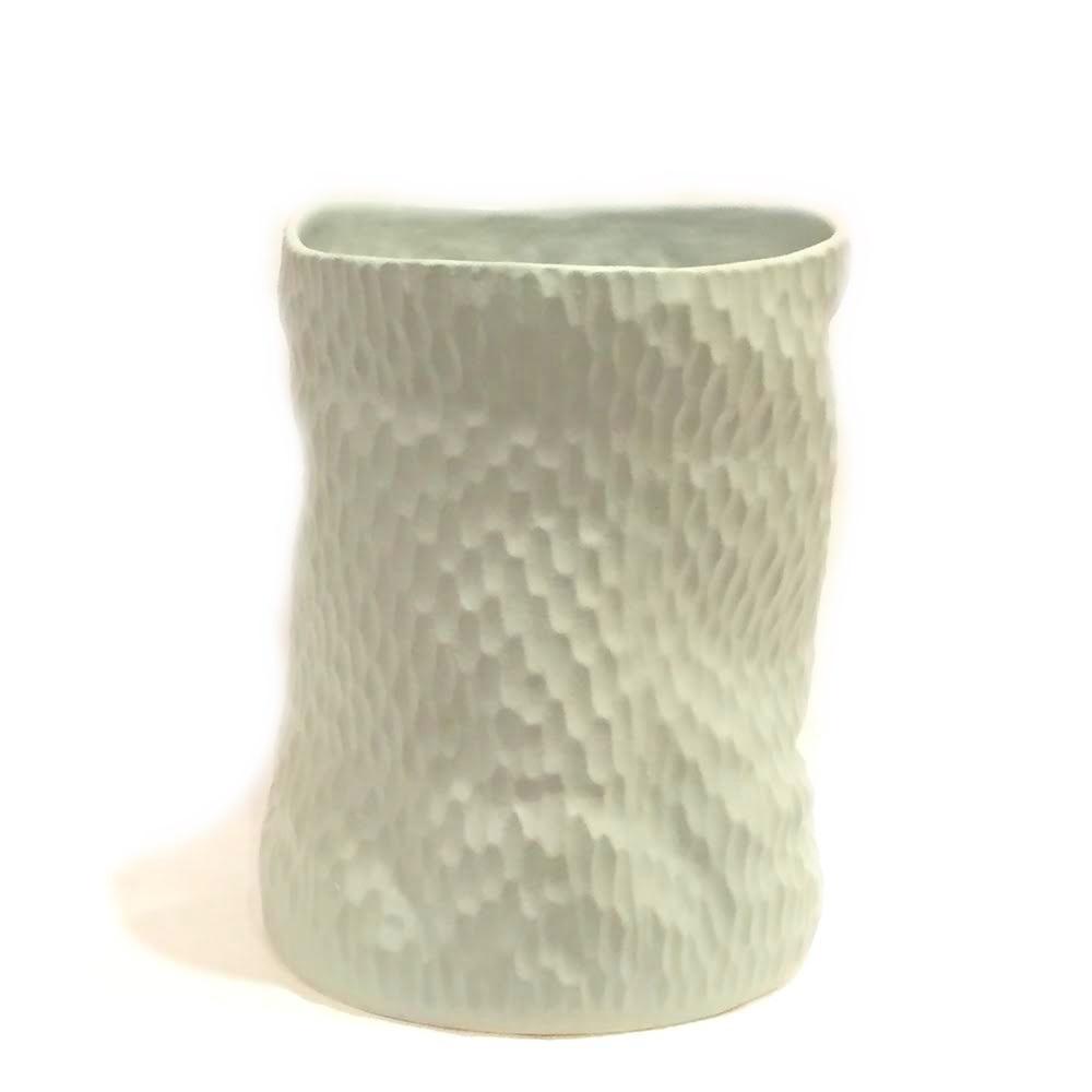 ジェンガラ 商品 Jenggala バリフラワーベース 花器 陶器インテリア雑貨 オブジェ ジェンガラフラワーベース スーパーセール期間限定 バリ マットグリーン アジア雑貨