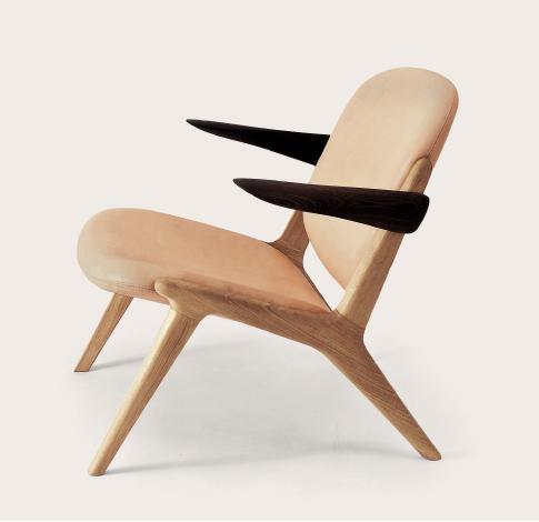 宮崎椅子製作所 ISラウンジチェア Miyazaki Chair Factory IS lounge(Inoda+Sveje)