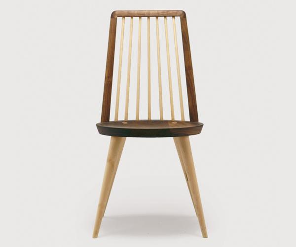 宮崎椅子製作所 bo チェア ダイニングチェア 小泉誠デザイン Miyazaki Chair Factory Makoto Koizumi