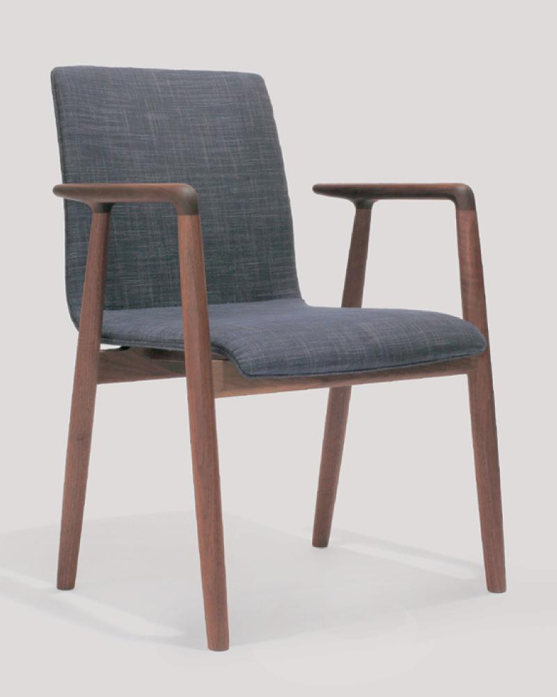宮崎椅子製作所 GINA ジーナチェア 村澤一晃デザイン Miyazaki Chair Factory Murasawa Kazuteru