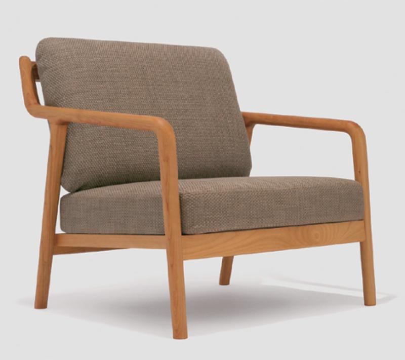 【爆売り!】 宮崎椅子製作所 pepe sofa 1P sofa 村澤一晃デザイン 1P Miyazaki Chair Chair Factory Murasawa Kazuteru, THREE WOOD:816da260 --- thepremiumshaadi.com