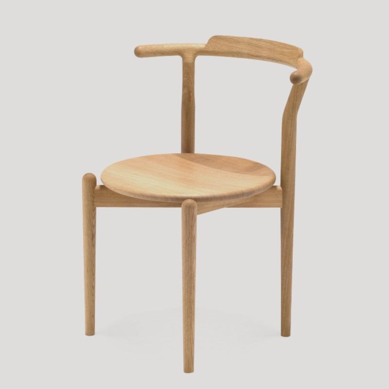 宮崎椅子製作所 LUNA ルナチェア 村澤一晃デザイン Miyazaki Chair Factory ダイニングチェア