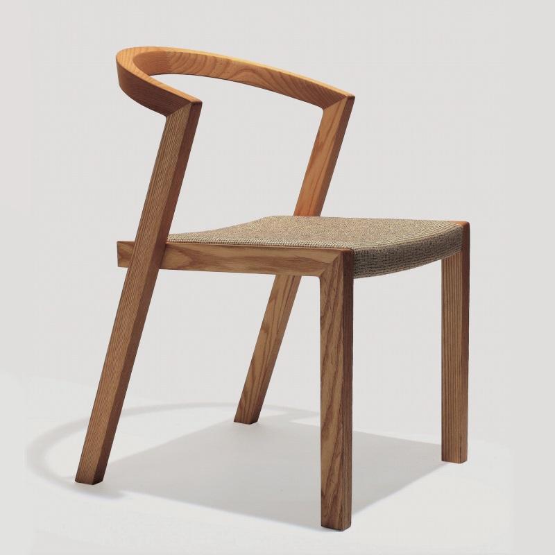 宮崎椅子製作所 U ユーチェア 小泉誠デザイン ダイニングチェア Miyazaki Chair Factory Makoto Koizumi