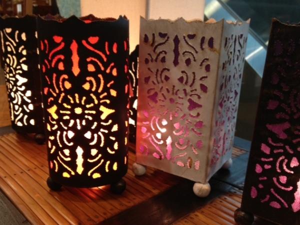 50%off HUG original iron table lamp light, illumination table lamp, paper lamp lantern table lamp