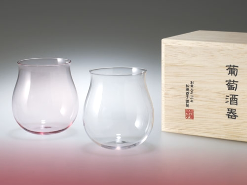 10% Off light beams Shotoku glass cold sake glass wine with Burgundy Red and white Western with wine glasses and other
