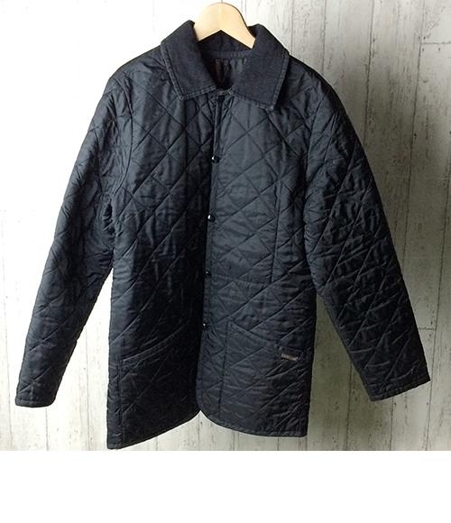 拉文纳姆大小 36 (S) 绗缝拉文纳姆夹克