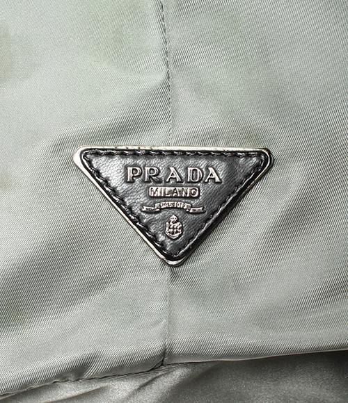 普拉达尼龙可逆大手提包BN1959 PRADA女士