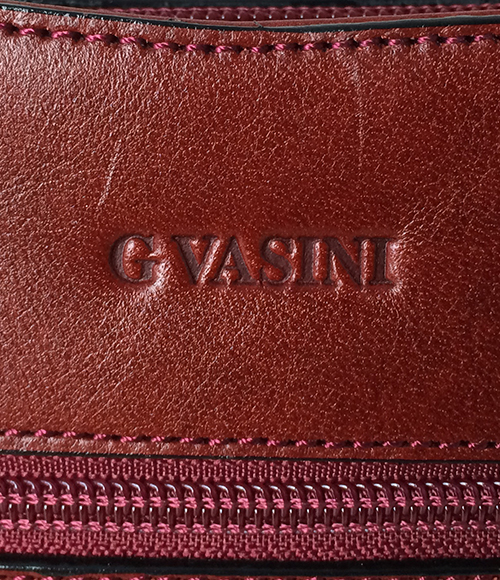 妇女的 giorgiovasini 皮革挎包 GIORGIO VASINI
