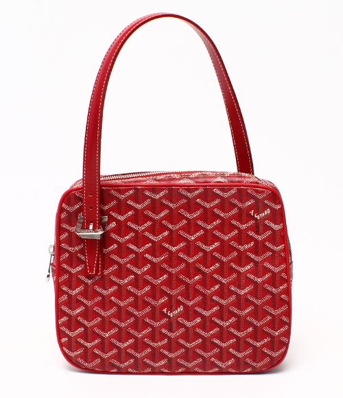 美国约拿毫米手袋 PVC / 皮革红美国女士