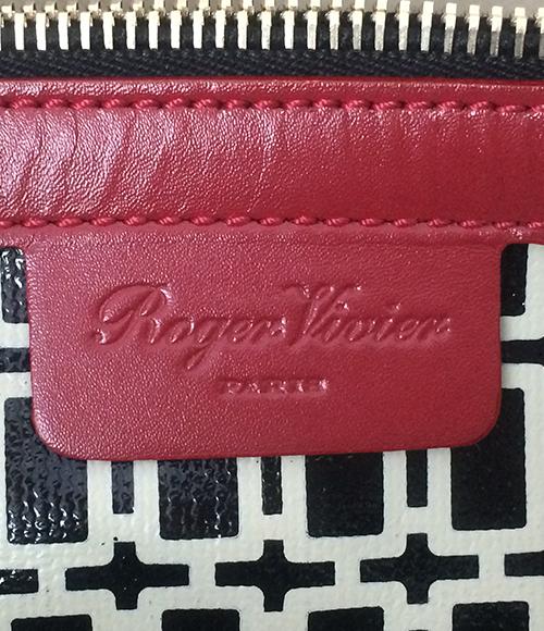 Roger Vivier MISS X tote bag Roger Vivier Lady's [B5]