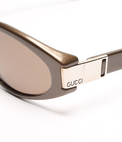 Gucci GG 2411/S sunglasses brown GUCCI Lady's