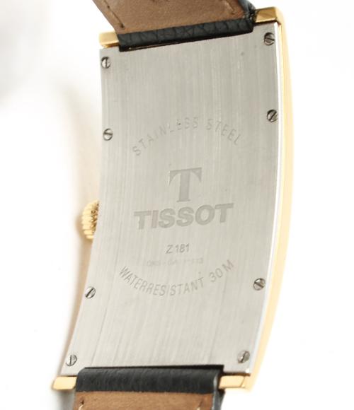 tisobananauotchi Z181 SS石英手表TISSOT人