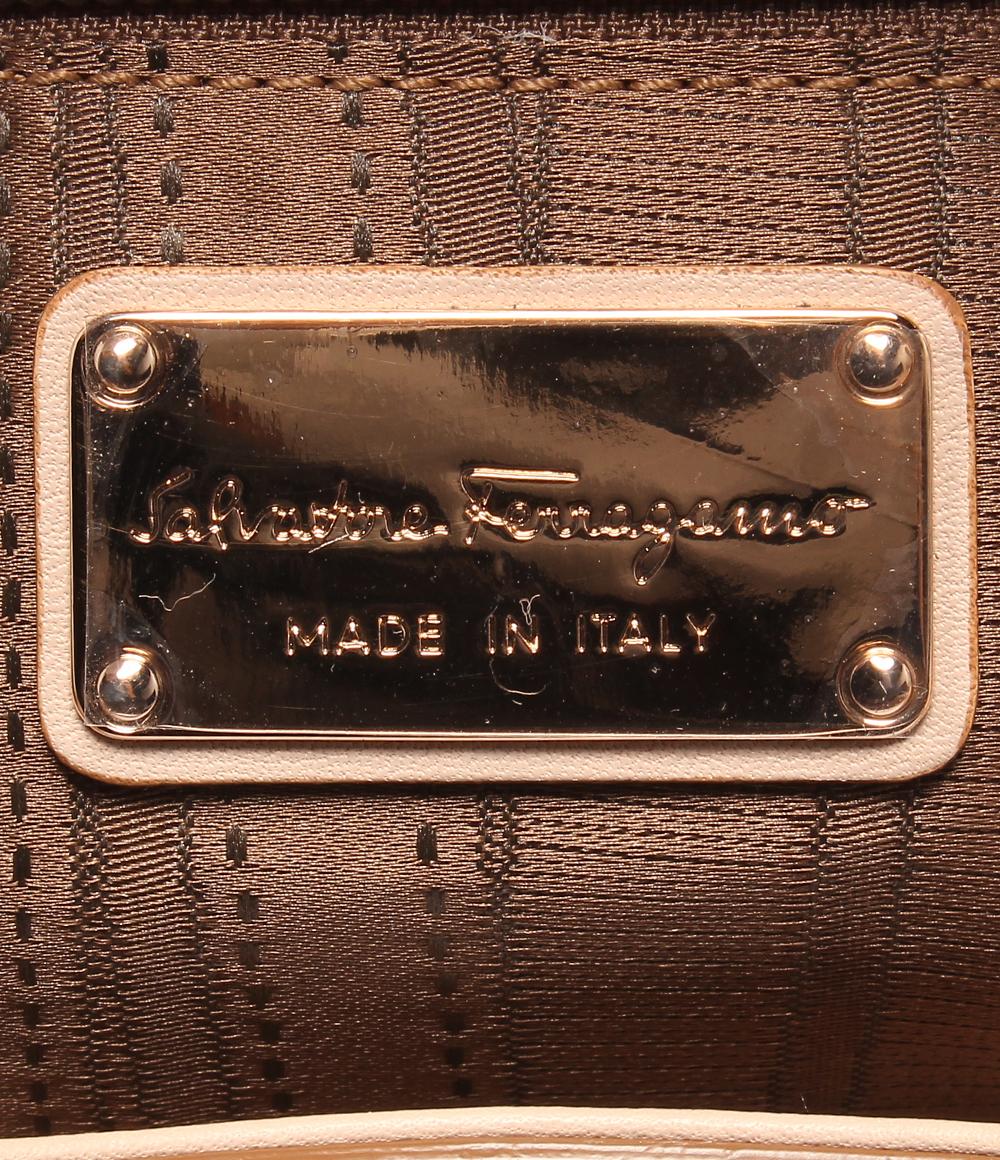 sarubatoreferagamoganchini 2WAY手提包AU-21 D228 Salvatore Ferragamo女士