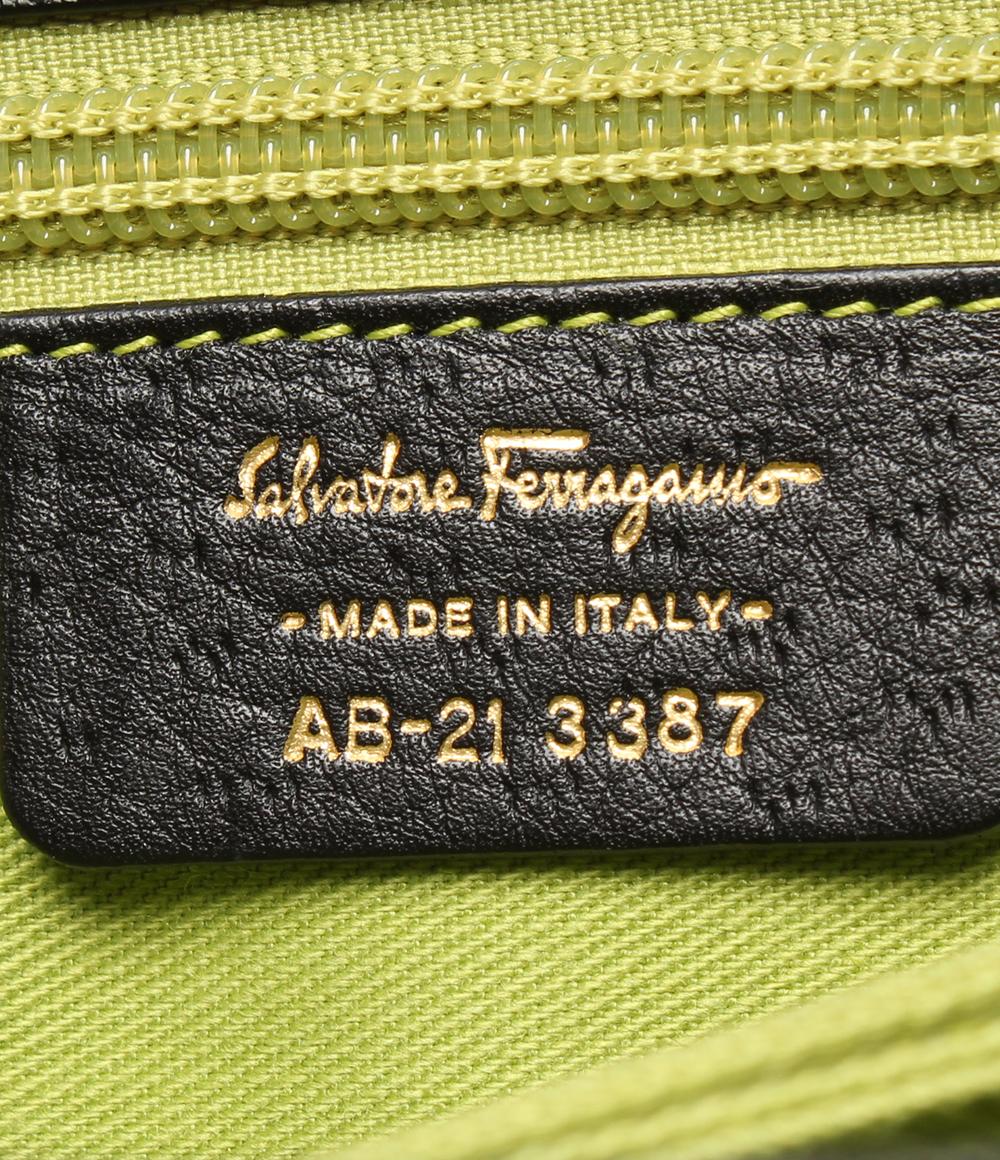 菲拉格慕 gancino 皮革手提包 AB 21 3387 菲拉格慕妇女