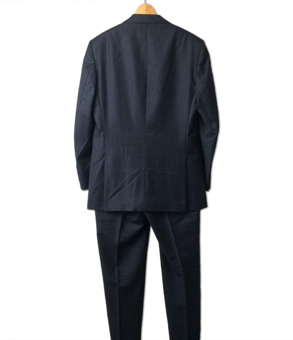 吉尔雷SIZE 48(L)瑕疵条纹西服Jil sander人
