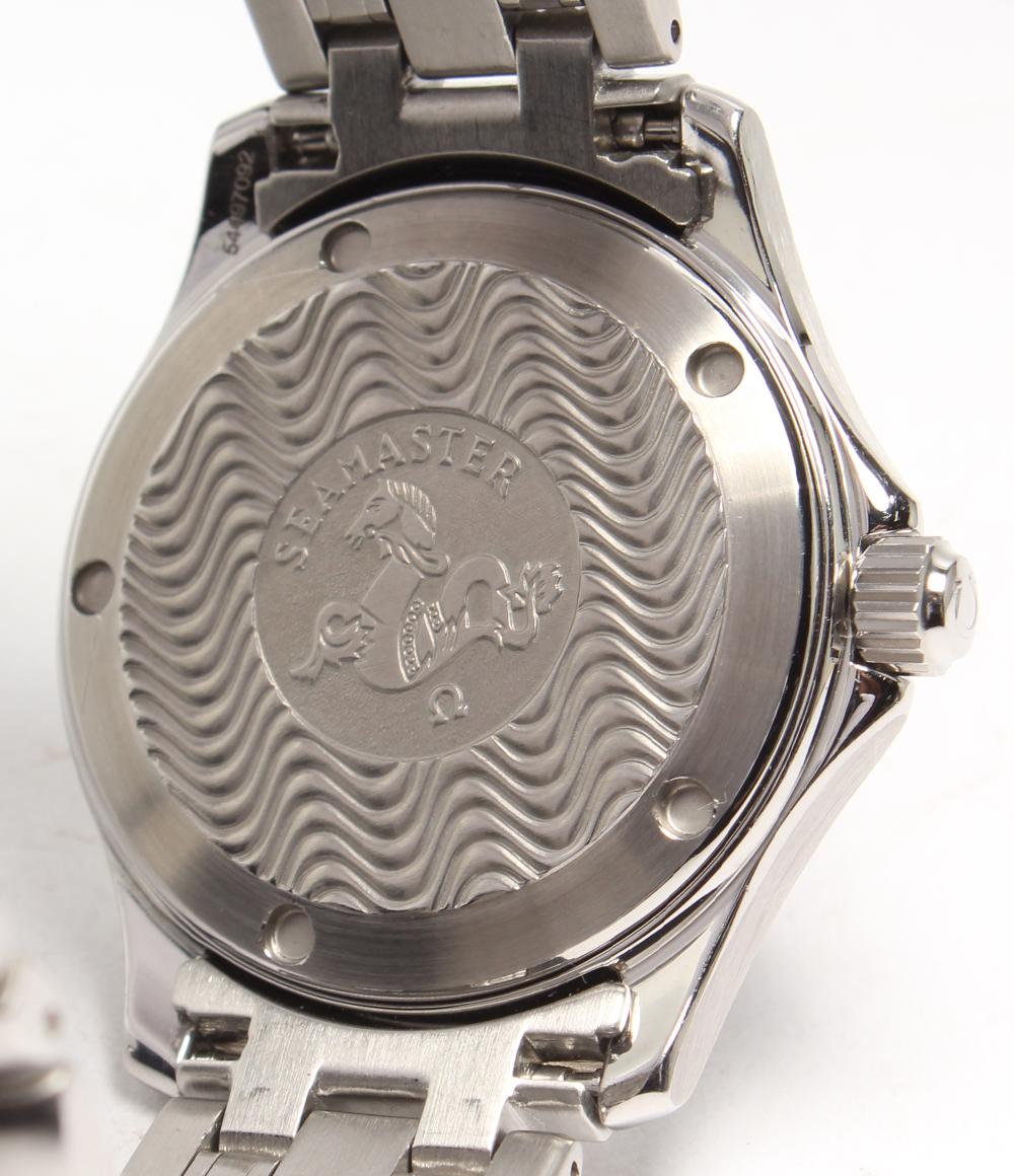 hugall fashion rakuten global market omega seamaster 120 m 1501 omega seamaster 120 m 1501 823 quartz blue dial watches omega men