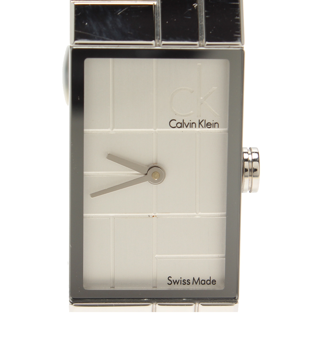CK KOJ231 SS石英手表Calvin Klein女士