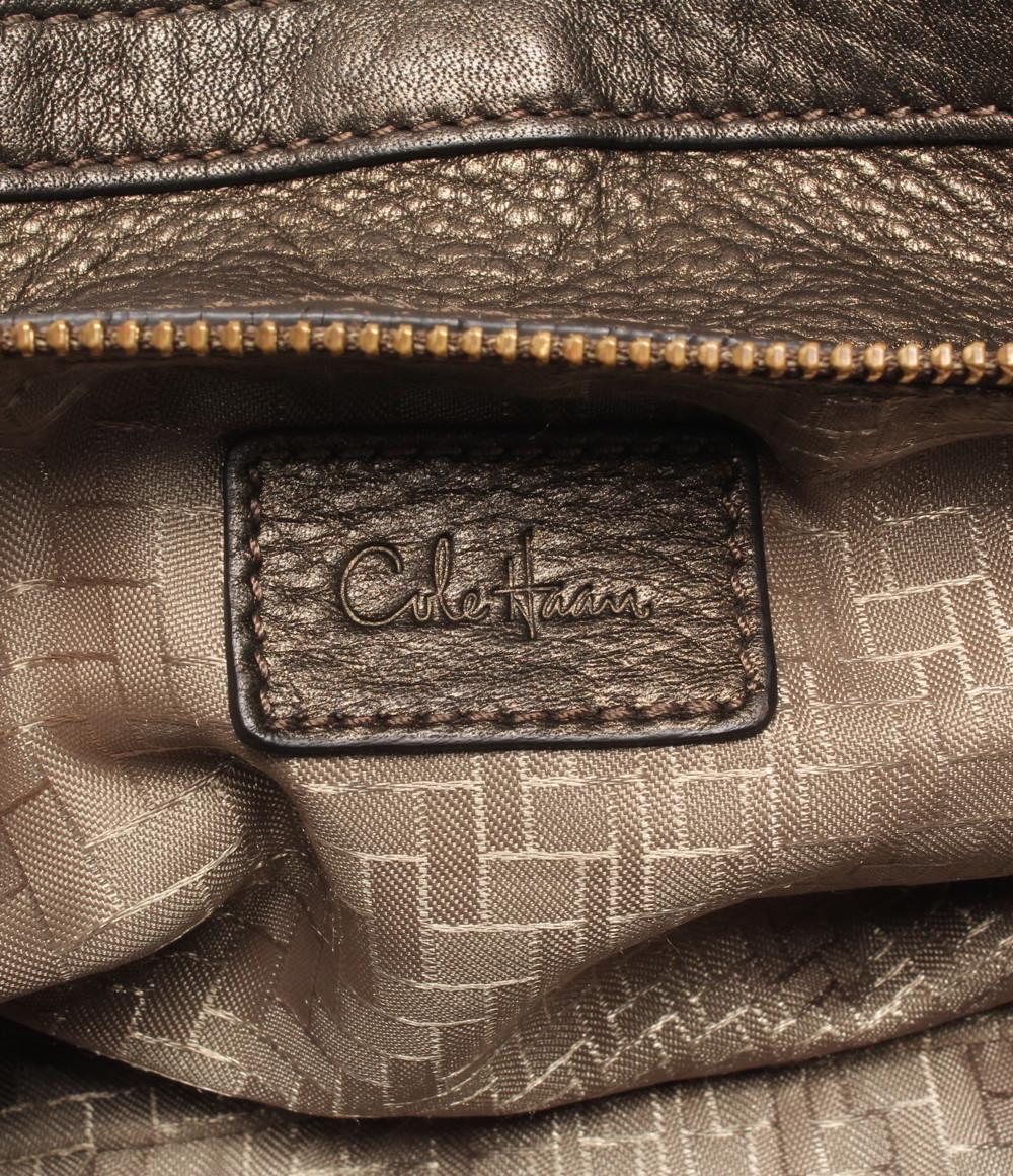 Cole Haan leather handbag COLE HAAN Lady's