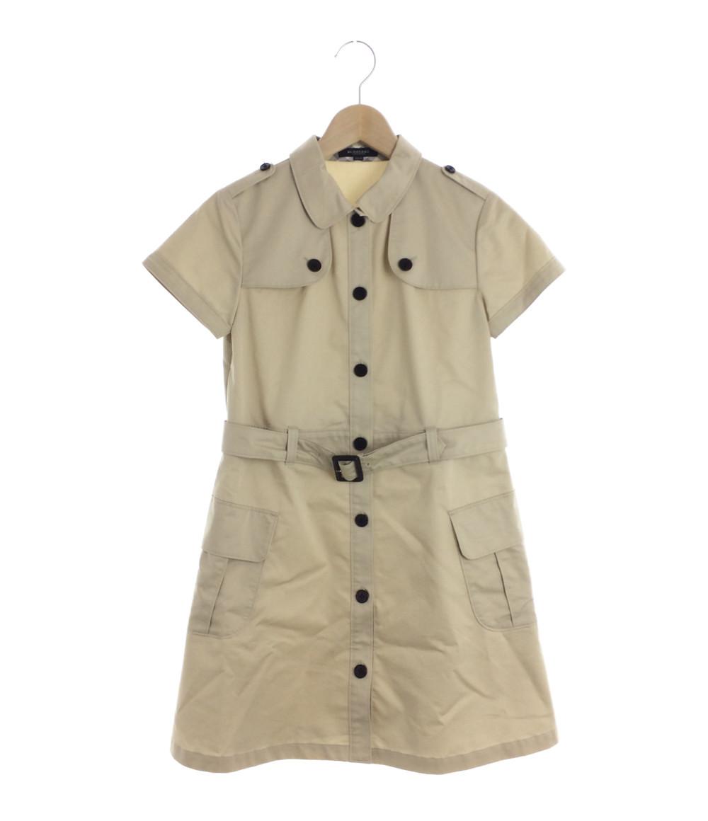 博柏利伦敦SIZE 150A(150尺寸)衬衫大衣连衣裙BURBERRY LONDON小孩
