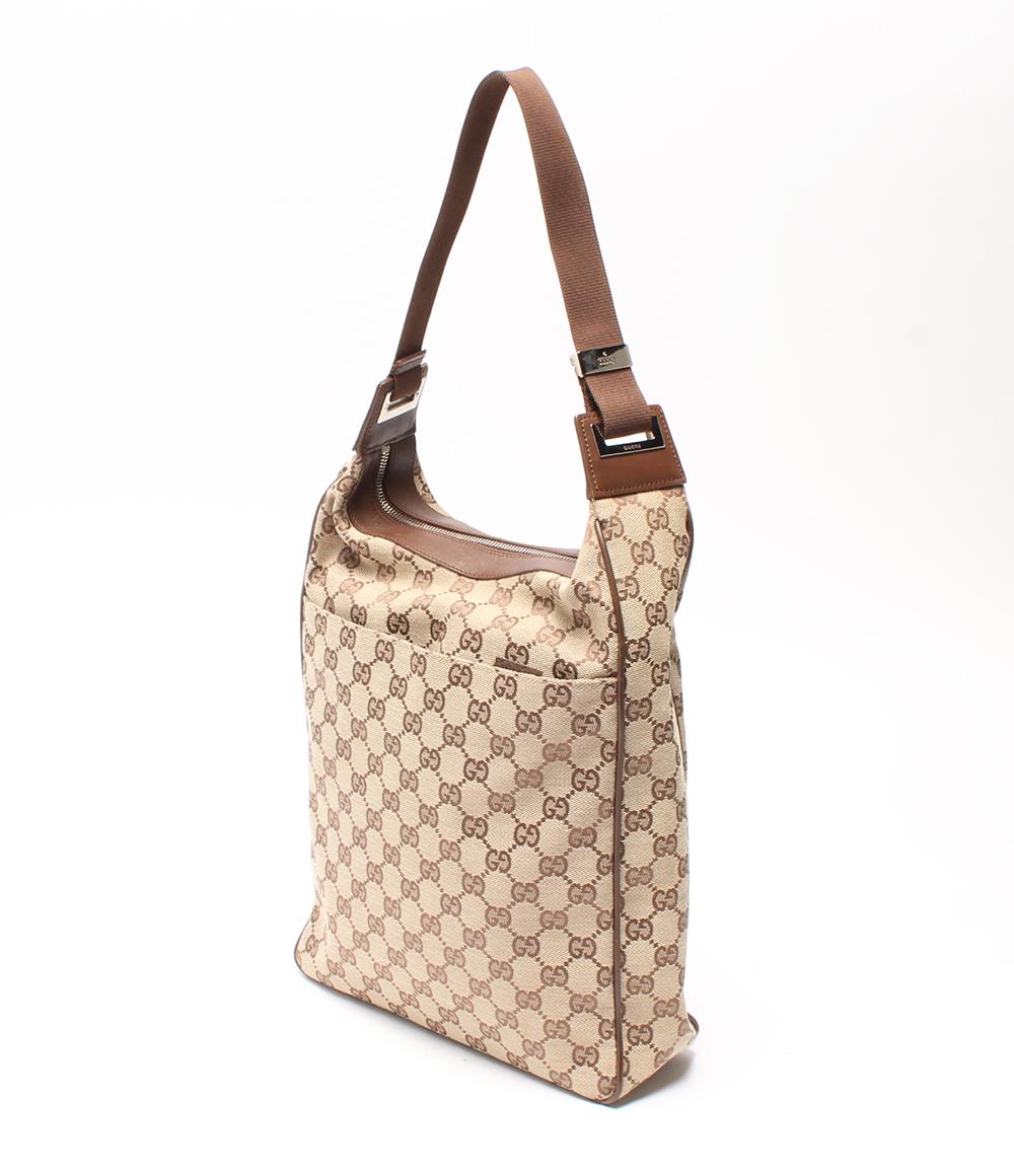 Gucci GG canvas shoulder bag 019 0538 1669 GUCCI Lady's