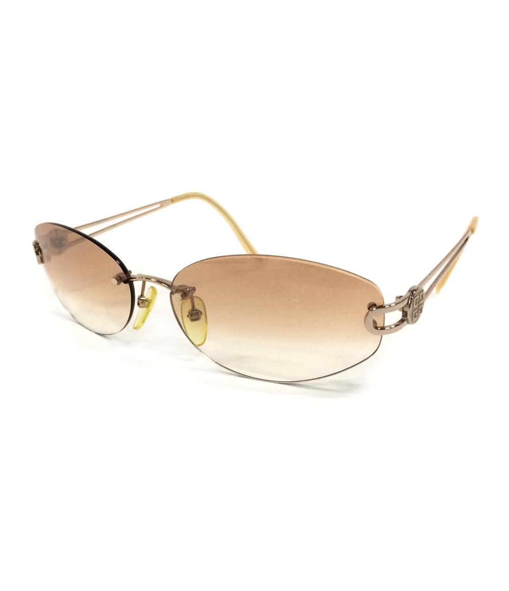 Givenchy SGV 196 gradation sunglasses GIVENCHY Lady's
