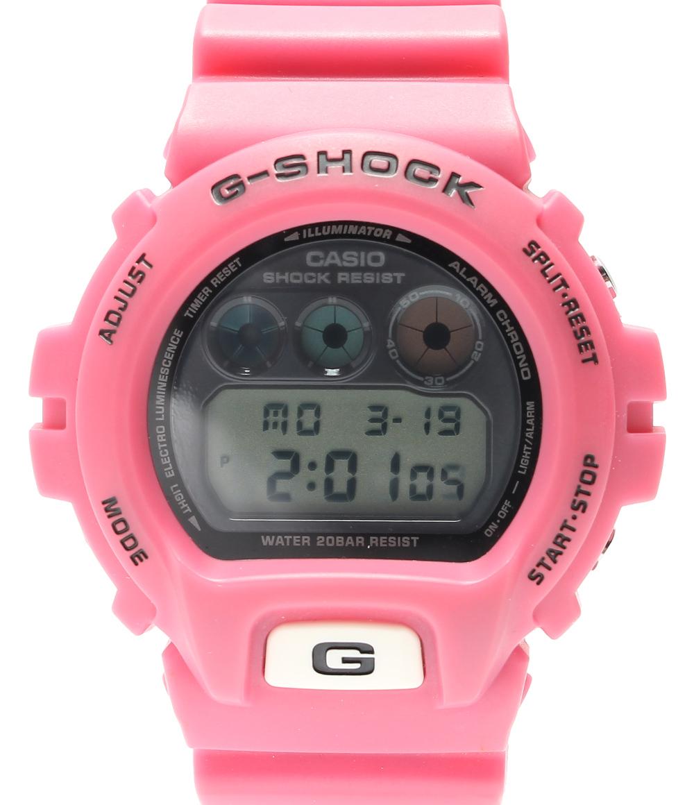 カシオ DW-6900FS クオーツ G-SHOCK 腕時計 グレー CASIO ユニセックス【中古】