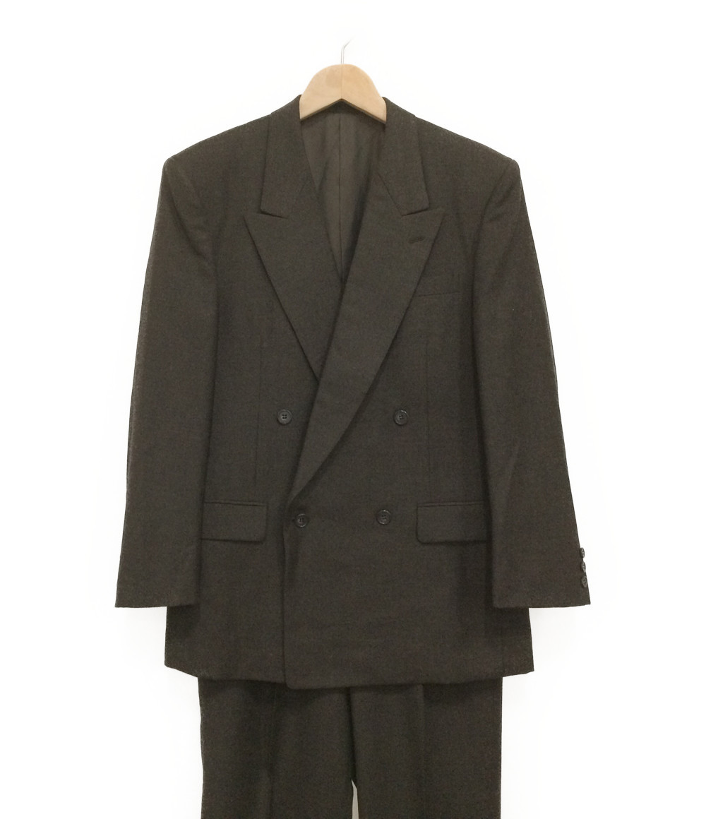 フランコプリンツィバァリー SIZE A5 (M) 美品 ウール スーツ FRANCO PRINZIVALLI メンズ【中古】