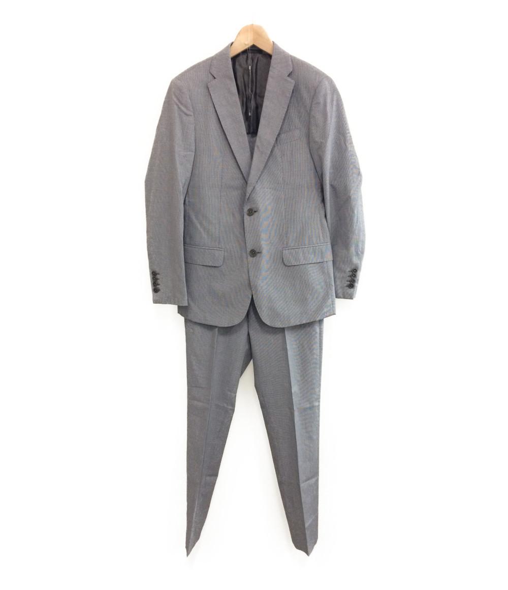 アルマーニコレッツォーニ SIZE 44 (XL以上) 美品 15年製 セットアップ スーツ ARMANI COLLEZIONI メンズ【中古】