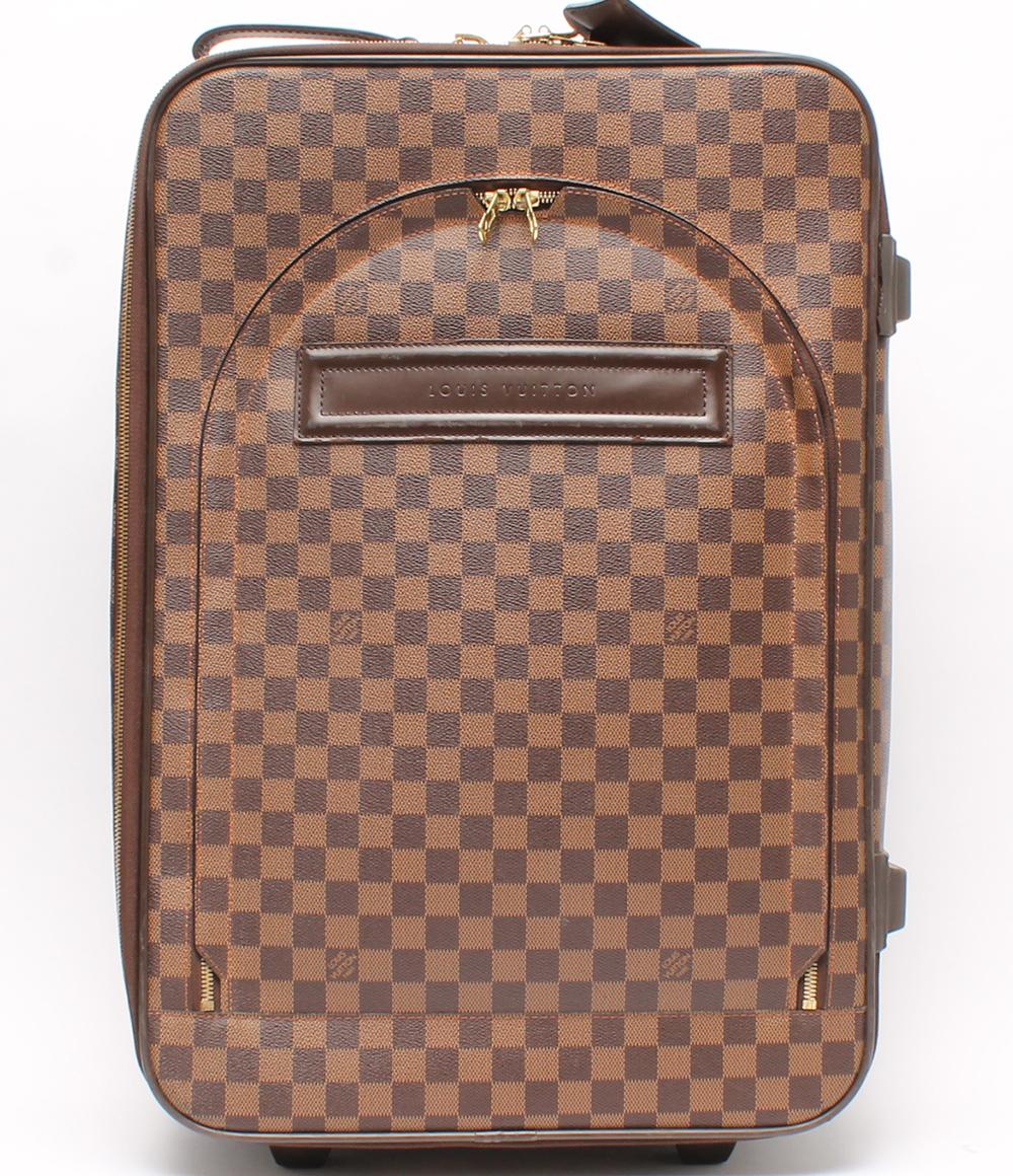 ルイヴィトン キャリーバッグ ペガス55 ダミエ N23294 Louis Vuitton ユニセックス 【中古】