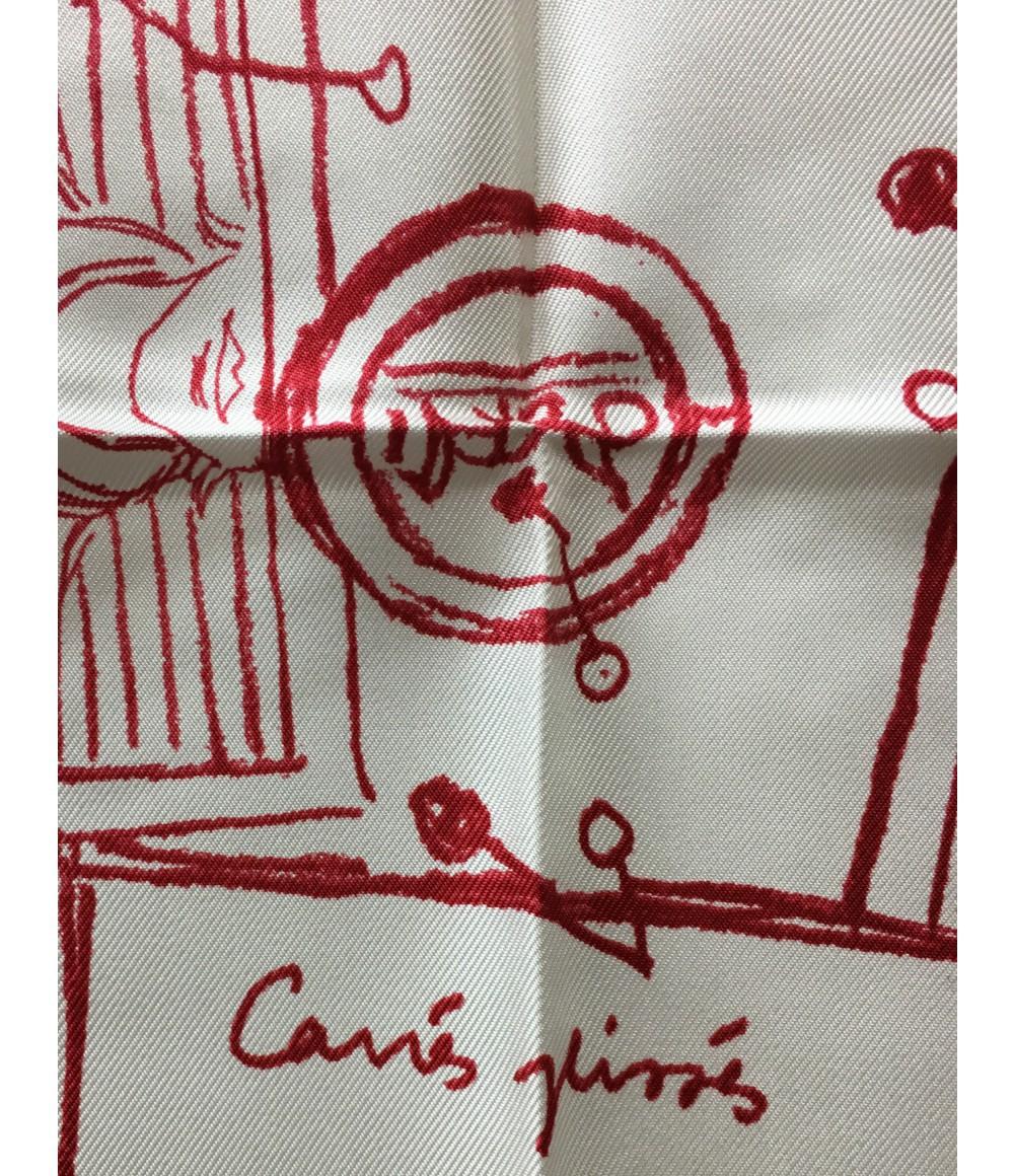 美品 エルメス カレ65 シルクスカーフ HERMES レディースvn80Nwm