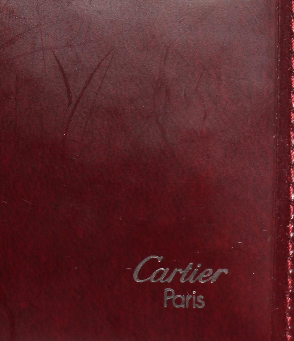 6331c17da906 楽天市場】訳あり カルティエ 財布 パンテール(パンサー) Cartier ...