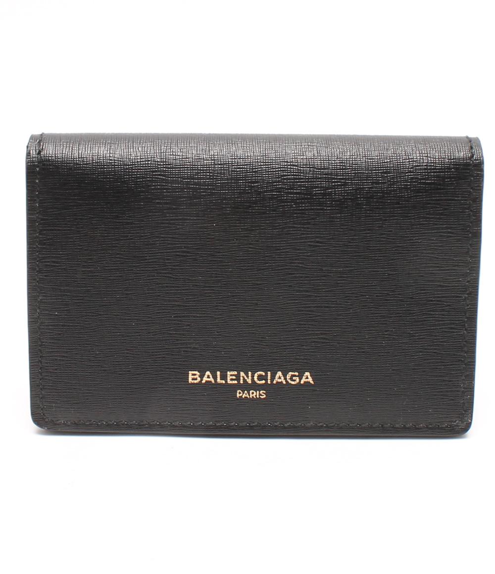 美品 バレンシアガ カードケース ライン無し 440620 Balenciaga メンズ 【中古】