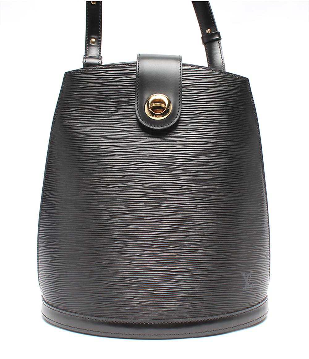 美品 ルイヴィトン ショルダーバッグ クリュニー エピ M52252 Louis Vuitton レディース 【中古】