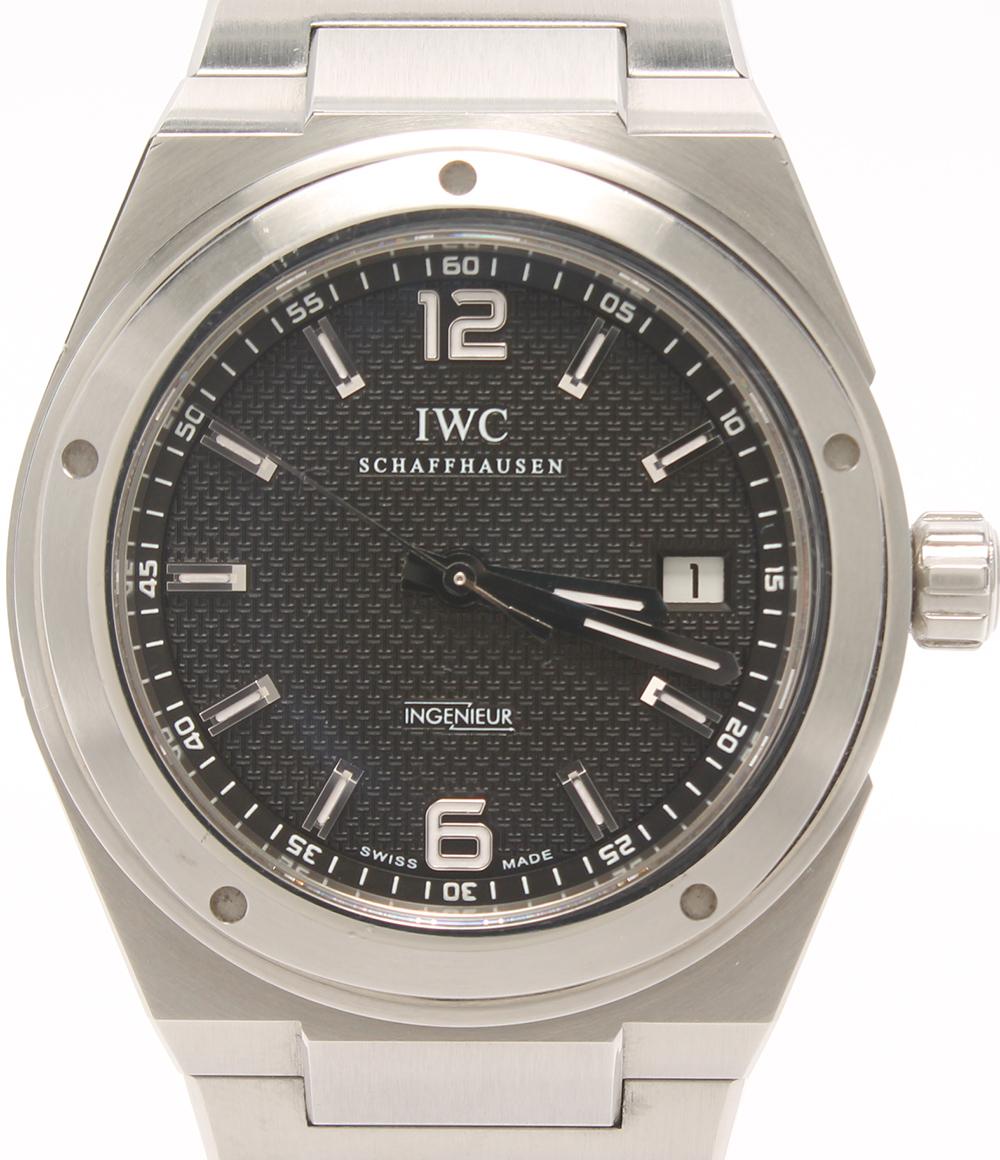 アイダブリューシー 腕時計 インジュニア IW322701 自動巻き IWC メンズ 【中古】