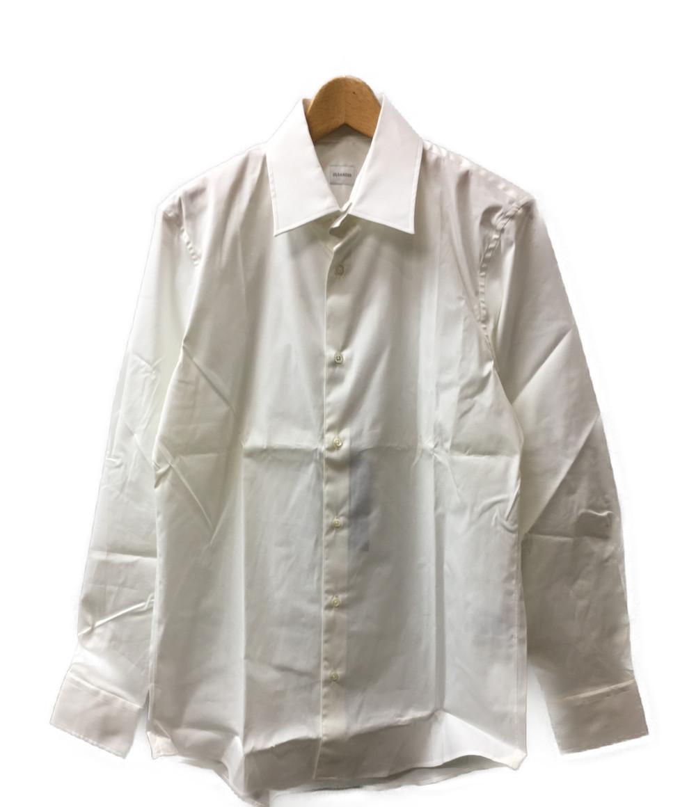 新品同様 ジルサンダー SIZE 40 (M) 長袖ドレスシャツ 2252G 600726 Jil sander メンズ 【中古】